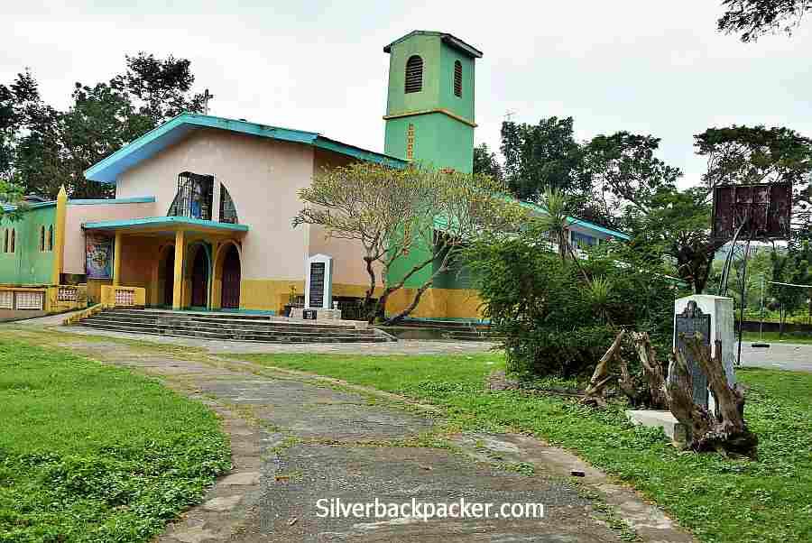 San Isidro Church SVD Historical Markers