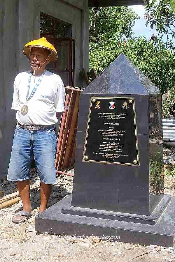 SVD Historical Markers San Isidro