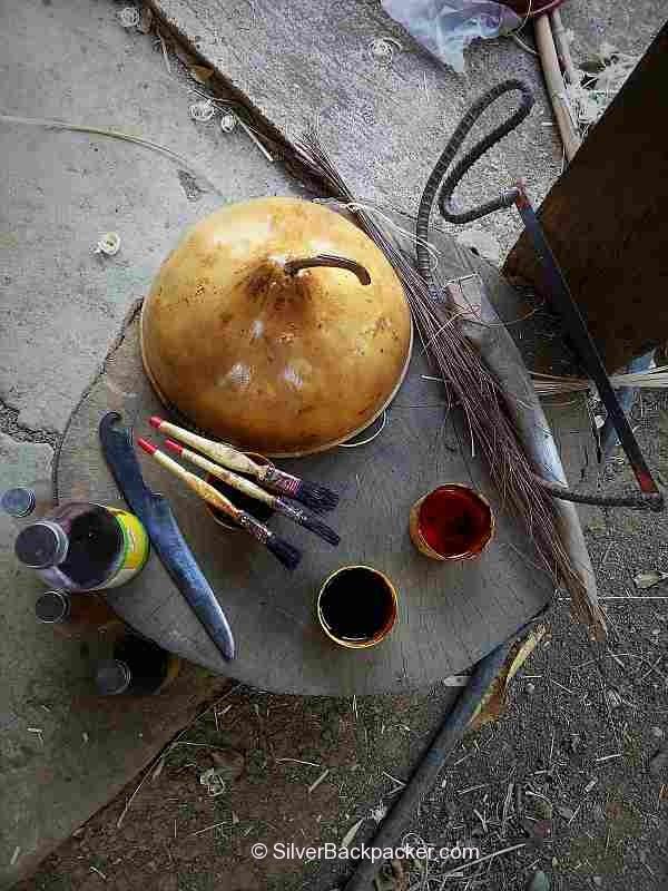Tools of the trade, Teofilo Garcia
