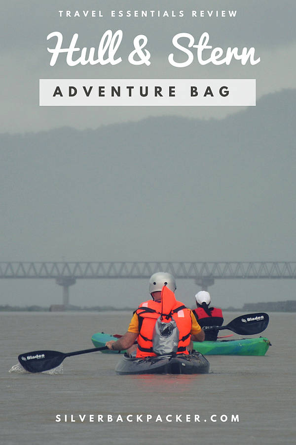 Hull & Stern Adventure Bag Hull and Stern Dry Bag