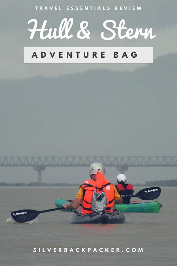 Hull & Stern Adventure Bag Hull and Stern Dry Bag
