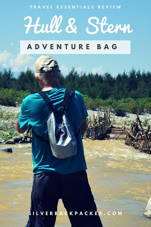 Hull & Stern Adventure Dry Bag Waterproof Hull and Stern