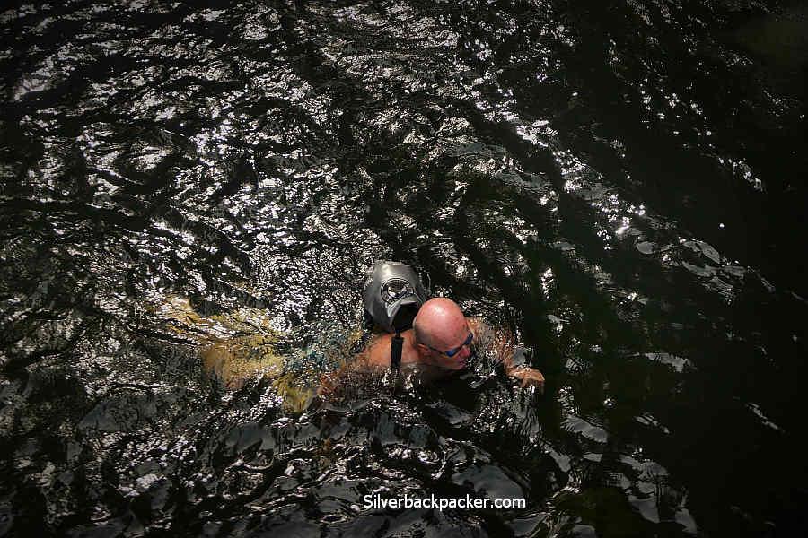 Hull & Stern Adventure bag Sinublan Falls, Lablabinag, Abra