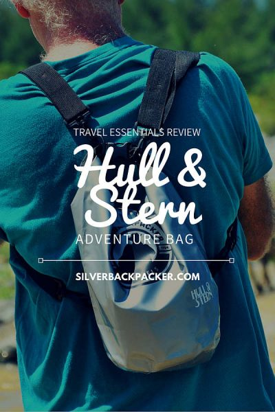 Hull & Stern Waterproof Adventure Bag