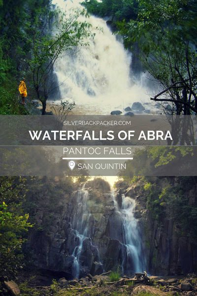 WATERFALLS OF ABRA Pantoc Falls, San Quintin, Philippines