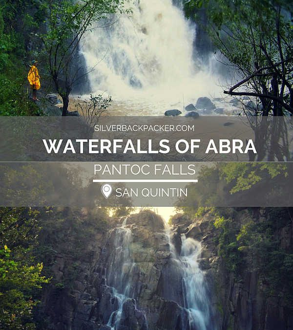 Pantoc Falls, San Quintin, Abra