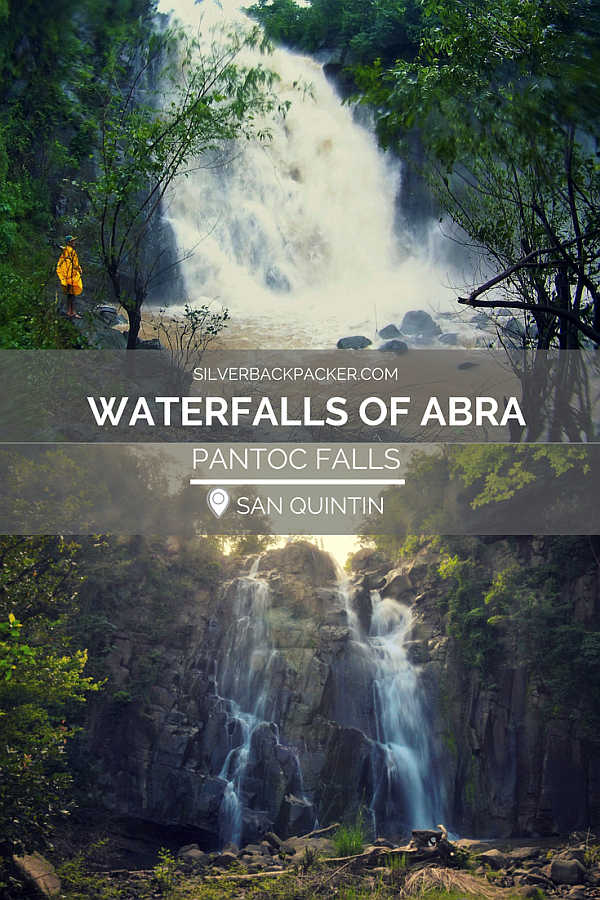 Waterfalls of Abra, Pantoc Falls