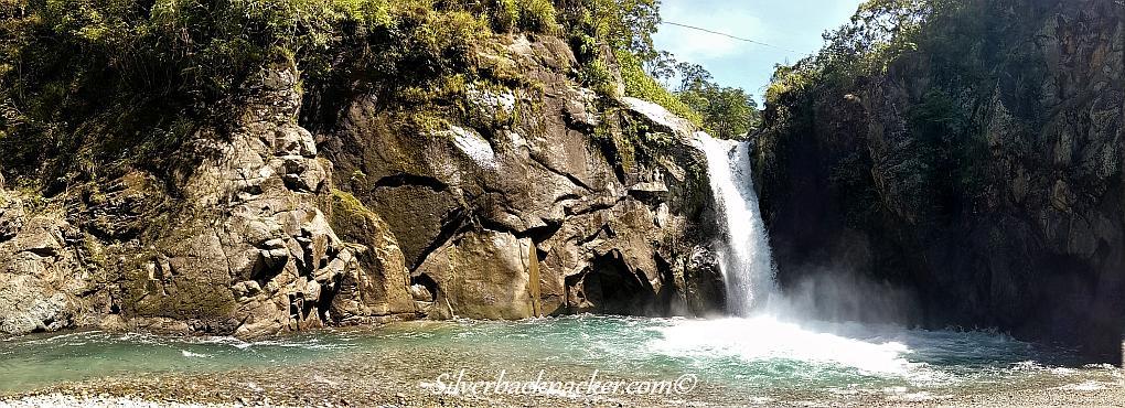 Basakal Falls Basin, Daguioman, Abra