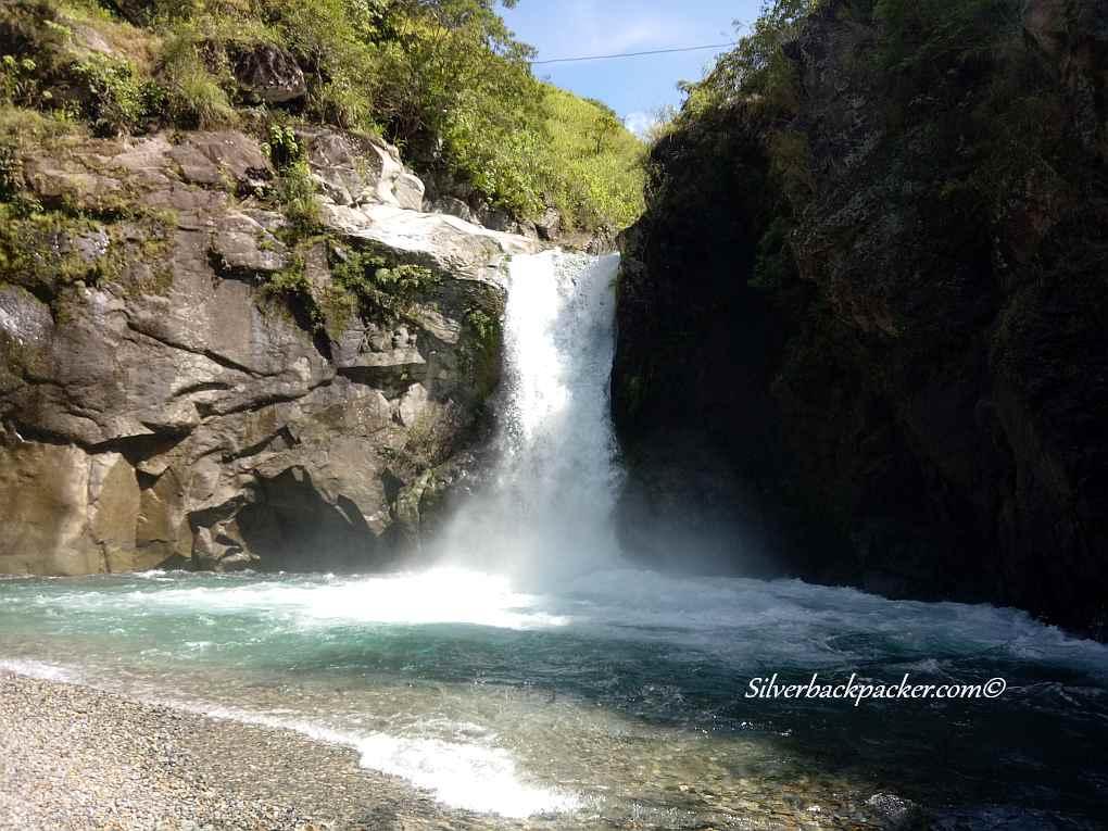 Basakal Falls, Daguioman, Abra