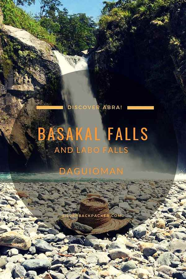 Basakal Falls, Daguioman. Waterfalls of Abra