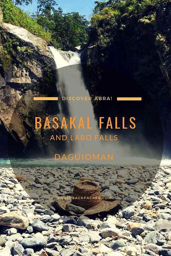 Daguiomans Basakal Falls, Abra Philippines