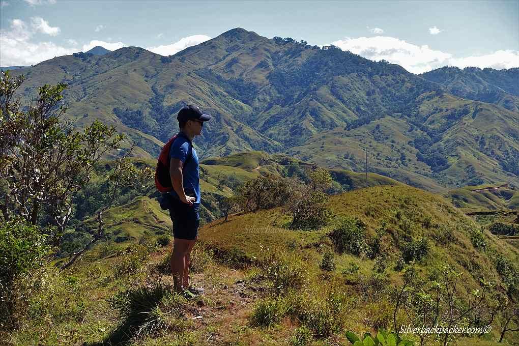 Drew Arellano, Apao Rolling Hills and Mt Pisusok, Tineg Abra