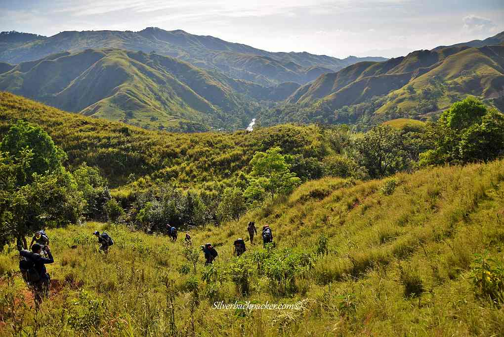 Hiking Apao Rolling Hills, Tineg, Abra