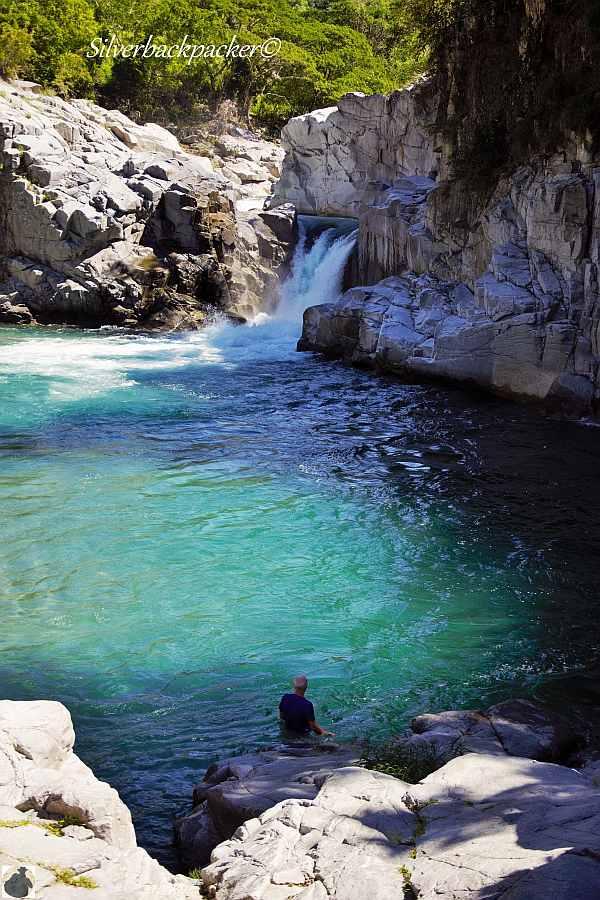 Kili Falls Basin, Tubo Abra Philippines