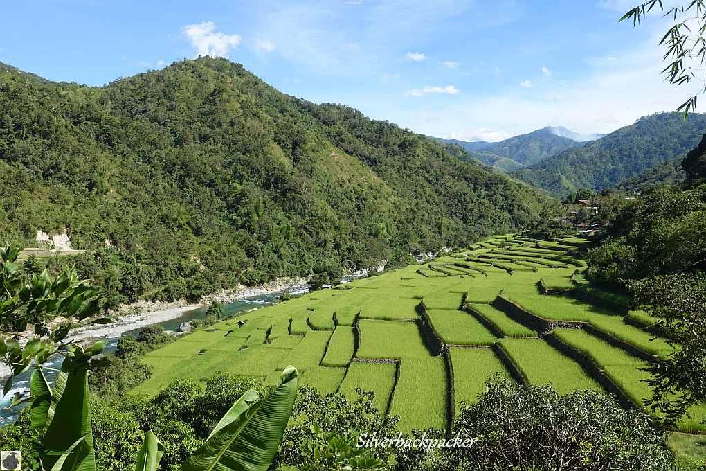 Kili Falls Rice terraces, tubo abra philippines