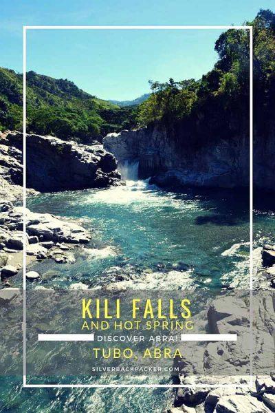 Kili Falls and Hotspring, Tubo,Abra, Philippines
