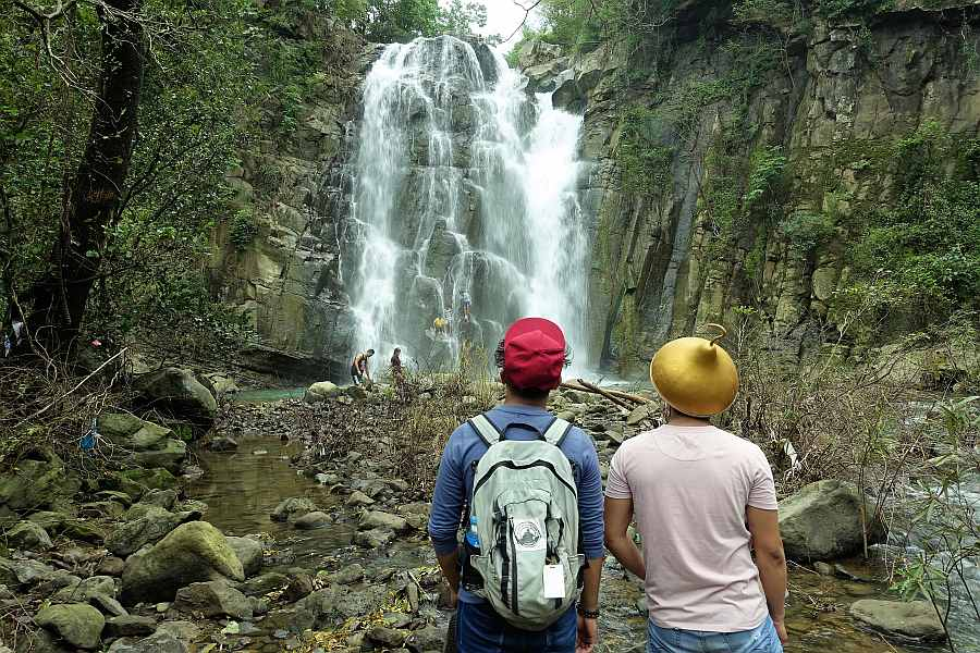 Pantoc Falls San Quintin Abra Tata Pilo shoot