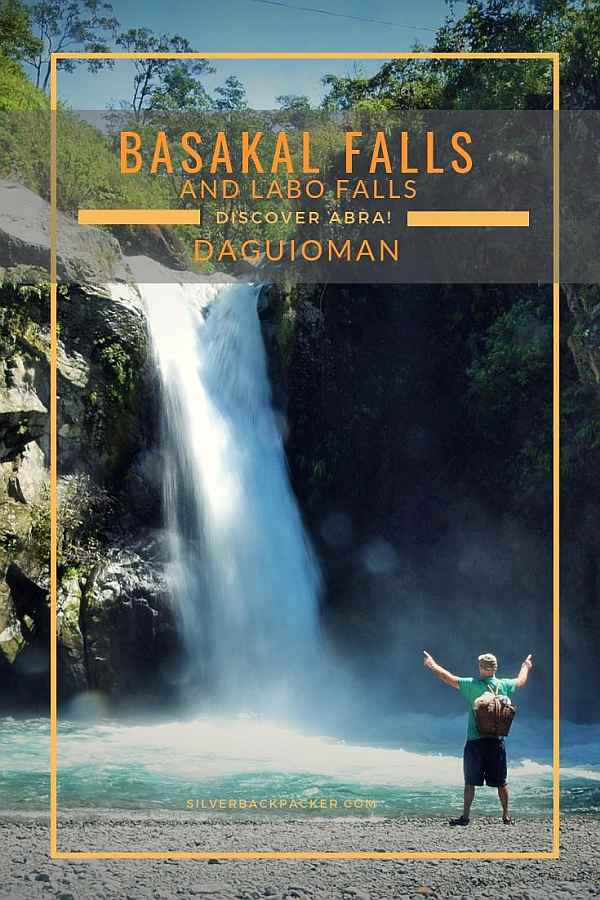 Respect the powerfull Basakal Falls, Ableg, Daguioman, Abra Philippines
