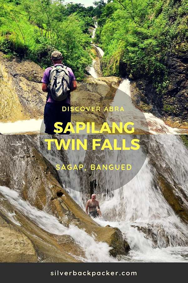 Waterfalls of Abra, Sapilang Falls