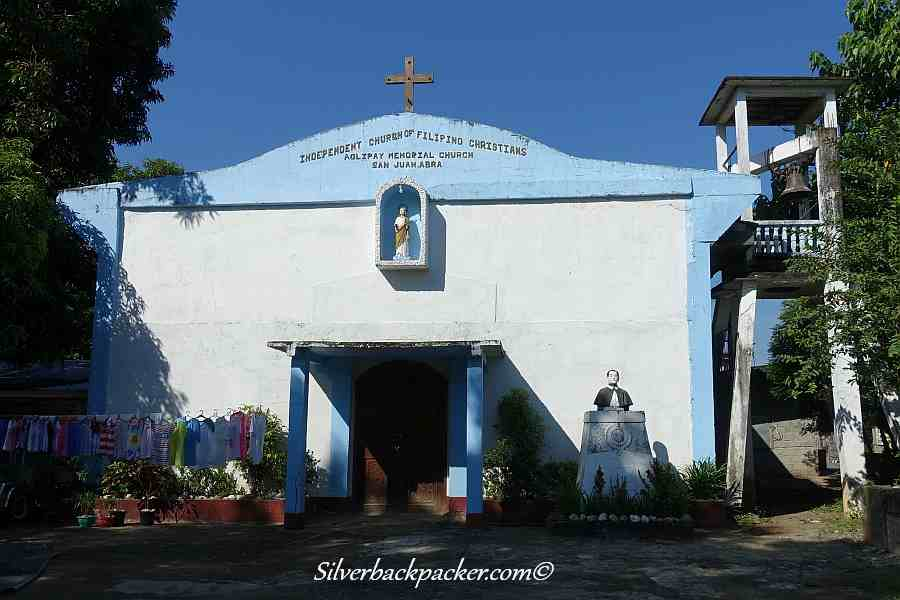 Aglipayan Churches of Abra - San Juan ICFC. Iglesia Filipina Independent Church San Juan ICFC, Abra