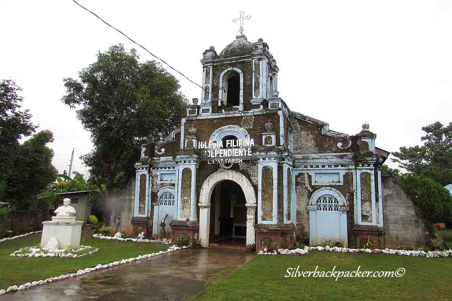 Aglipayan Churches of Abra - La Paz . Iglesia Filipina Independent Church La Paz, Abra