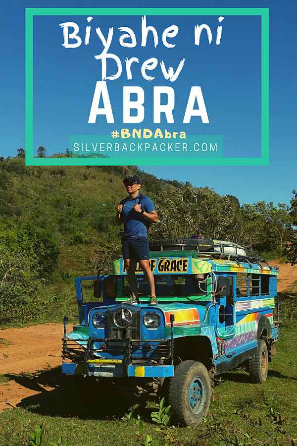 Biyahe Ni Drew Abra Philippines TV Travel show