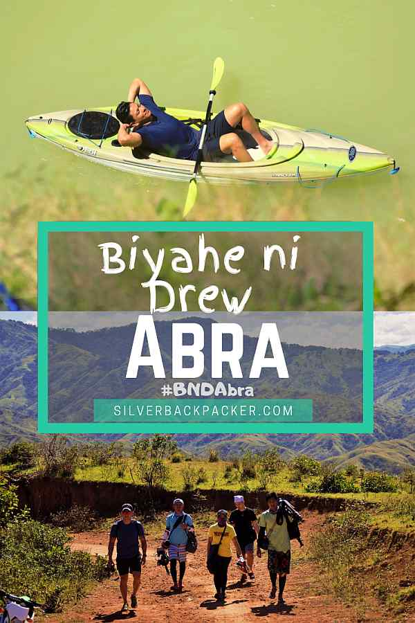 Biyahe Ni Drew filming Apao Rolling Hills, Abra , Philippines