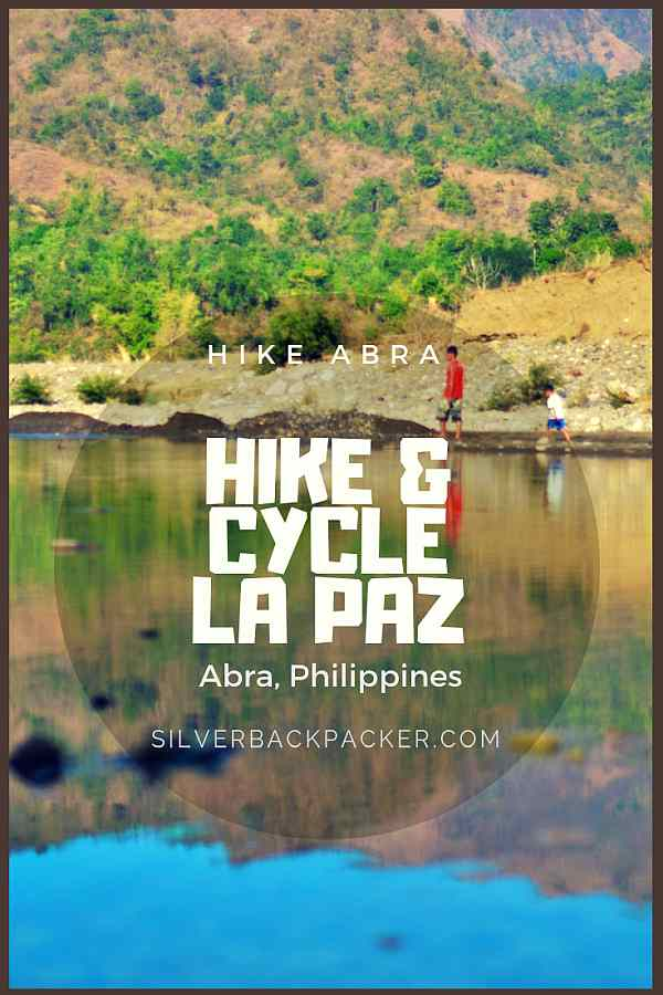 Hike and Cycle La Paz, Abra, Philippines Liguis Circular Walk