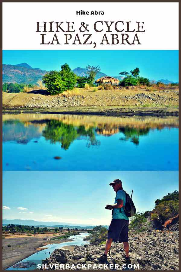 Hikes in La Paz, Abra, Philippines. Liguis Circular Hike or ride