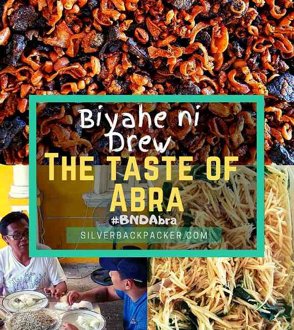 The Taste of Abra : Biyahe Ni Drew
