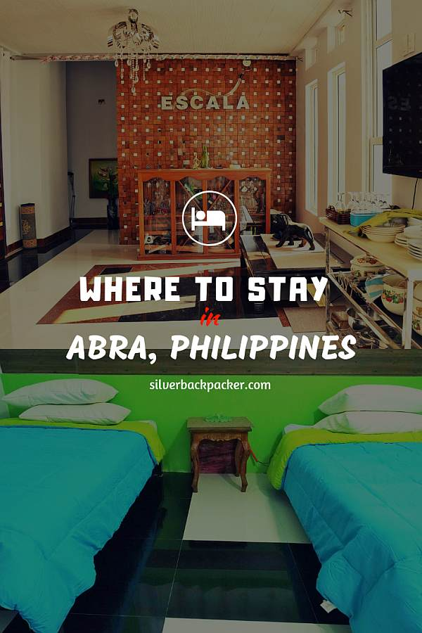 Where to Stay in Abra, Philippines