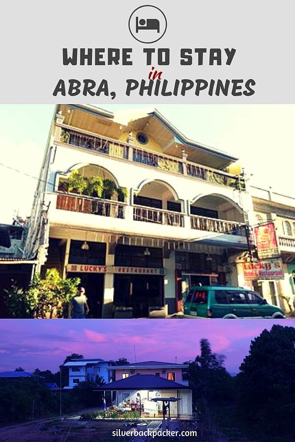 Where to Stay in bangued Abra Philippines
