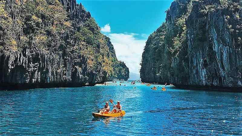 Top Philippine Islands Big Lagoon El Nido Palawan