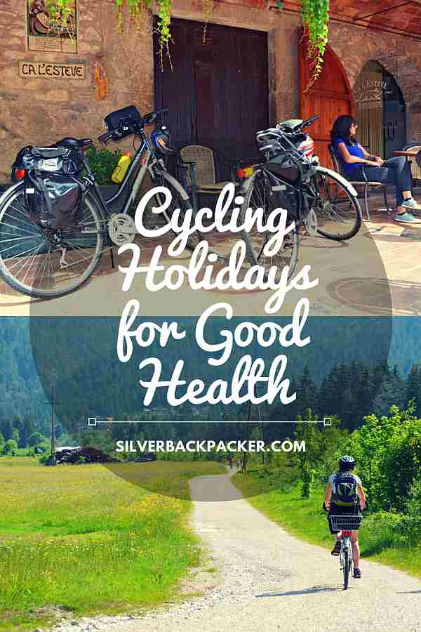 Cycling holidays for good health