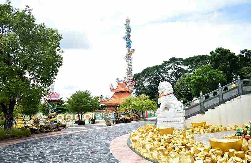 Kung Im Chapel Kanchanaburi Temples