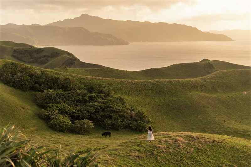 The Rolling Hills, Batanes Top Philippine Islands