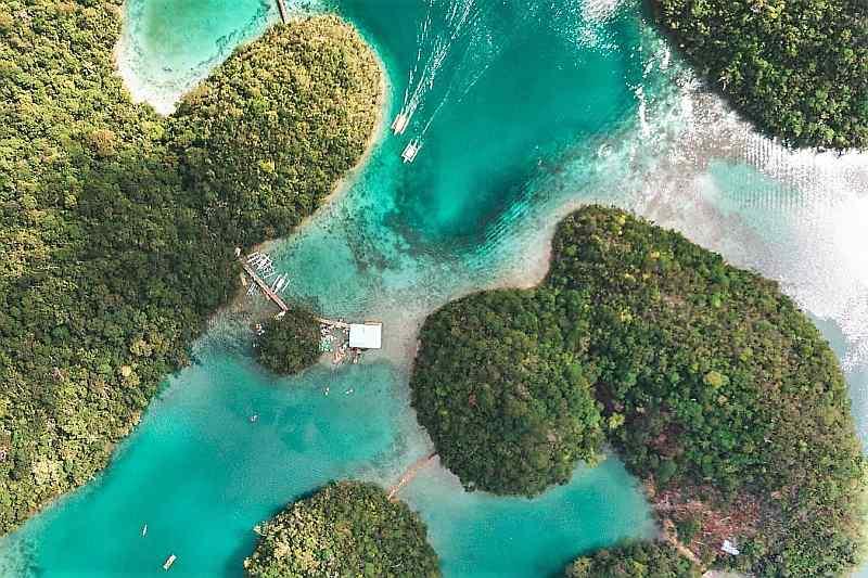 Sugba Lagoon, Siargao, Mindanao