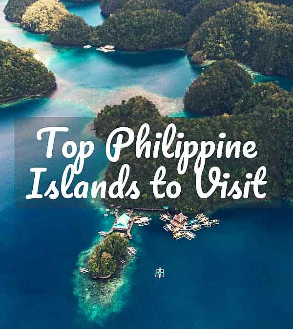 Top 5 Favourite Islands in the Philippines