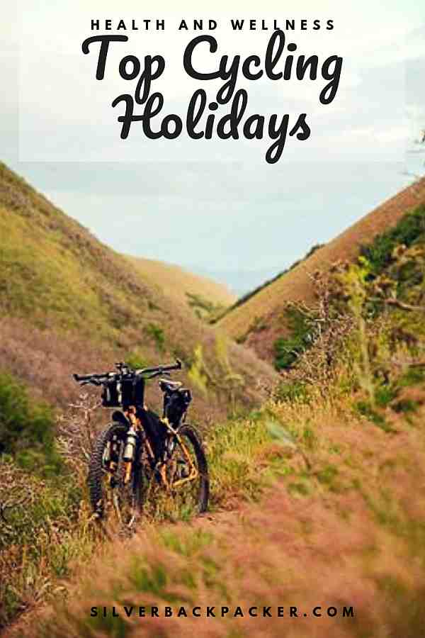 Top cycling holidays Cycling for health