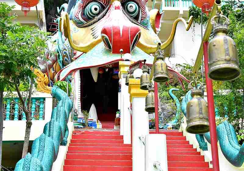 Wat Ban Tham One of the Temples of Kanchanaburi