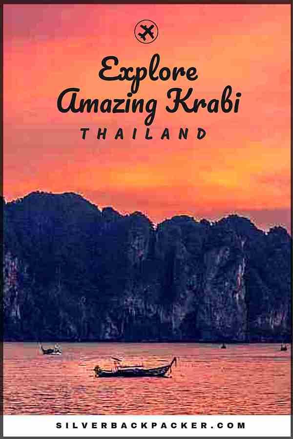 Explore amazing Krabi, Thailand