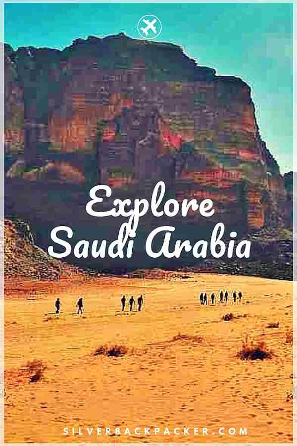 explore saudi arabia