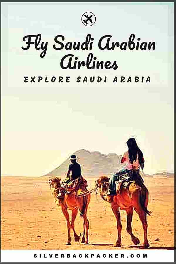 fly saudi arabian airlines