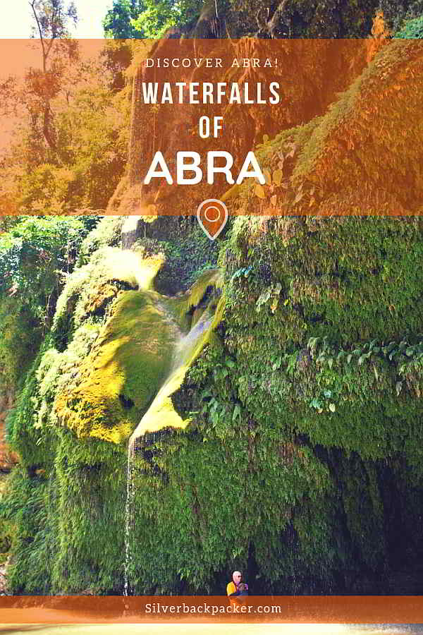 Ar arbis Falls, Pangot, Lagayan. Waterfalls of Abra Philippines