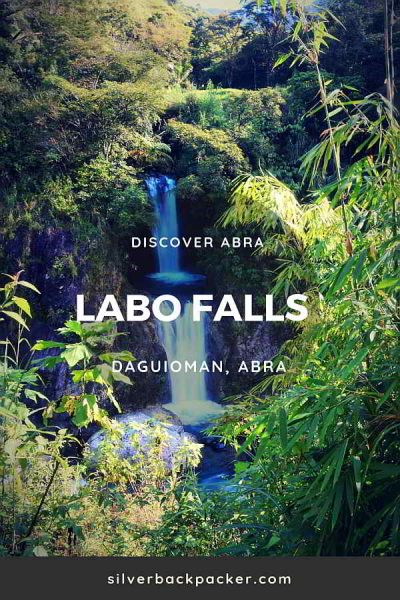 Labo Falls, Daguioman Waterfalls of Abra