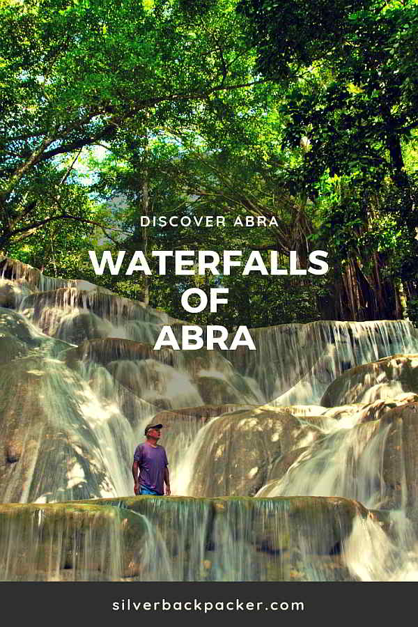 Waterfalls of Abra. Kaparkan Terrace Falls, Philippines