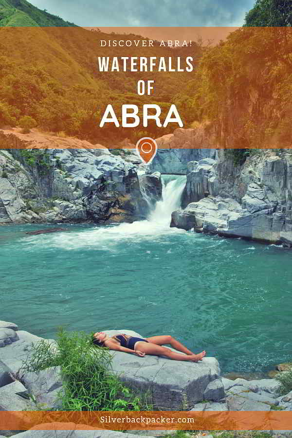 Waterfalls of Abra. Tubo Kili Falls