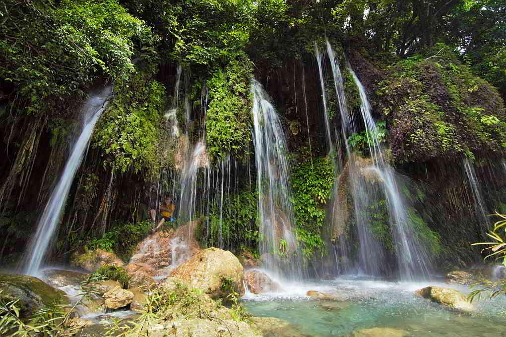 Ar-arbis Falls, Baybayatin, Lagayan, Abra