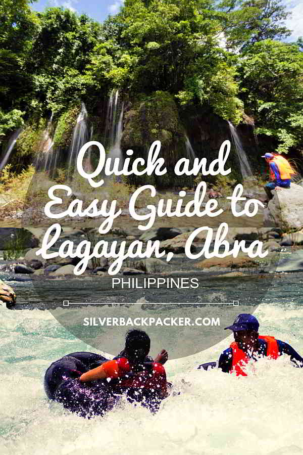 Lagayan ararbis waterfall and whitewatertubing, Abra, Philippines travel guide