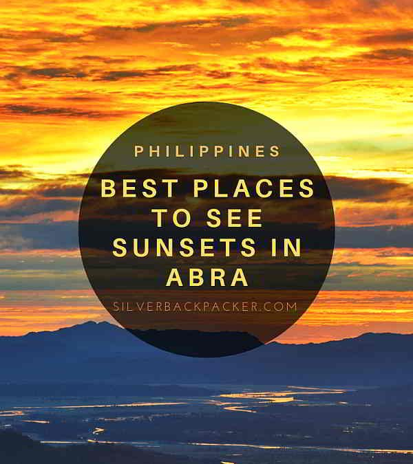 Best Places to Watch a Sunset in Abra